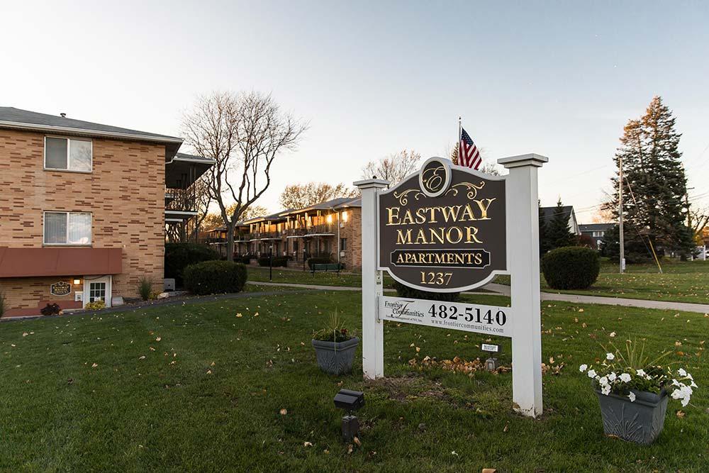 Eastway Manor Apartments for rent in Webster NY